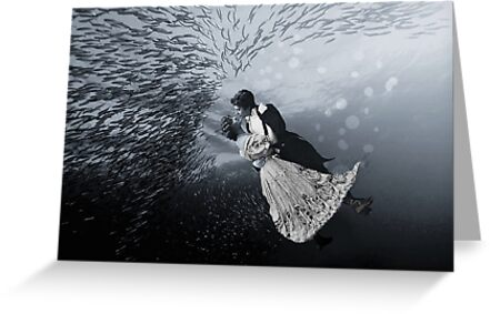 love under the sea by Loui  Jover