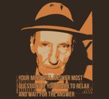 Burroughs by Homewrecker