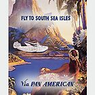 Pan America Airways - South Sea Isles by TheWinterCold