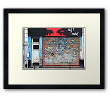 Brussels 2 Framed Print