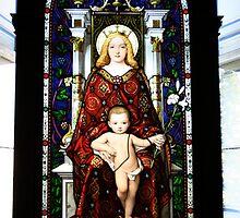 Virgin Mary by m12jon64