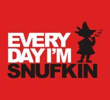 Snufkin by Baznet