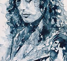 Jimmy Page by LoveringArts