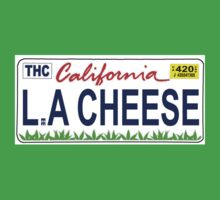 LA cheese plate by mouseman