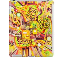 Distortion Sympathy - Watercolor Painting iPad Case/Skin