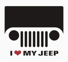 I Love My Jeep by avdesigns