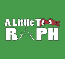 A little too Raph ninja Turtle Kids Clothes