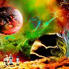 ~ The team decides there are no Earthlike planets & there never were! ~ by Nadya Johnson
