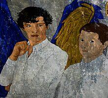 Baker Street Angels - BBC Sherlock by Justgot1