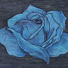 Blue Rose by BonesToAshes