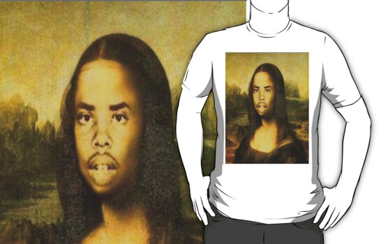 Earl Sweatshirt Mona Lisa by Nudell14