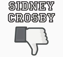 Crosby Dislike Gray Scale by spiderman12