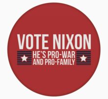 Vote Nixon by VoxelFlux