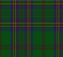 02896 Ettrick Forest District Tartan Fabric Print Iphone Case by Detnecs2013
