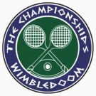WIMBLEDOOM 2014 by ToneCartoons