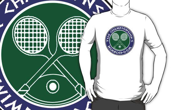 WIMBLEDOOM 2013 by ToneCartoons