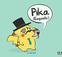 Le Sir Pika. by metzalx