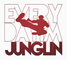 Lee Sin Every Day I'm Junglin by OddGog