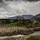 Irish Cottage by DHParsons