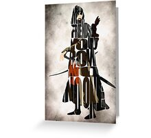 Aragorn -  Lord of the Rings Greeting Card