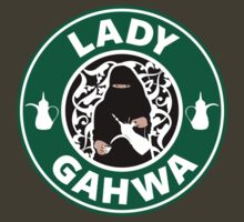 Lady Gahwa by TheDayNAge