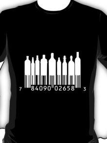 BAR-Code black T-Shirt