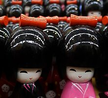 Chinatown Dolls by Barbara Morrison