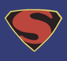 Fleischer Superman Shield by trippinmovies