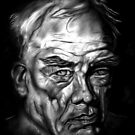 Lee Marvin by Herbert Renard
