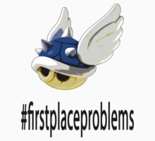 First Place Problems (Mario Parody) T-Shirt