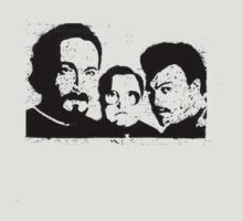 Trailer Park Boys Silhouette by timnock