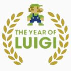 Year of Luigi by timnock