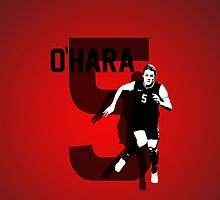 Kelley O'hara 5 away jersey by rcmary