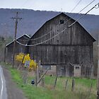 Barn in Pittsburgh by BearheartFoto