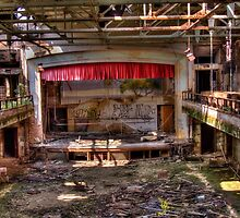 Asylum Theater by BonzaiiPhoto