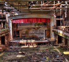 Asylum Theater by BonzaiiPhoto