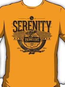 Serenity - Black T-Shirt