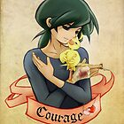 Courage by Achiru