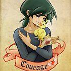Courage by Achiru