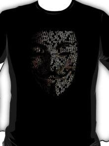 You may call me V. T-Shirt