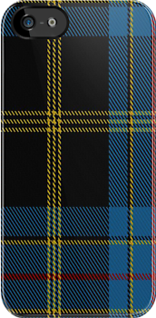 02908 Ewbank Tartan Fabric Print Iphone Case by Detnecs2013