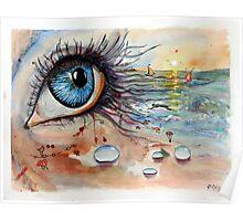 Blink of eyes - 6 Poster