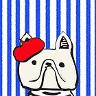 French Bulldog by carla zamora