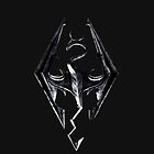 Skyrim Logo by mnzero