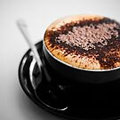 Cappuccino Froth by Tyson Battersby