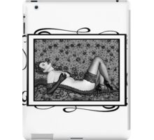 Ravishing Romance - Self Portrait iPad Case/Skin