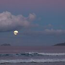 Marion Bay Moon by DEB CAMERON