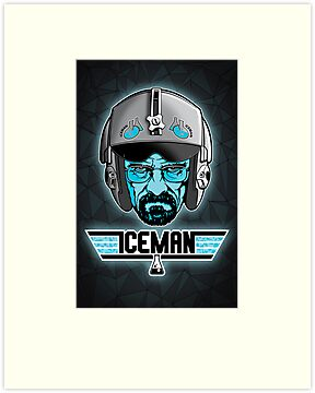 ICEMAN by rubyred