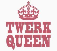 twerk queen by d1bee