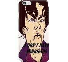 Ser Sher iPhone Case/Skin